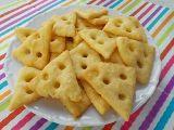 Sýrové párty krekry recept