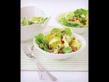 Hlávkový salát moravský