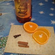 Grog s pomerančem recept