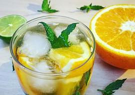 Pomerančové mojito recept