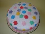 Veselý dort recept