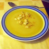 Bramborová krémová polévka recept
