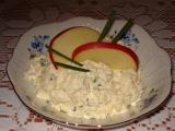 Vajíčková pomazánka s pažitkou recept