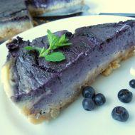 Jemný borůvkový cheesecake recept