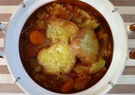 Zeleninová polévka na zahřátí recept