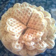 Těsto na wafle recept