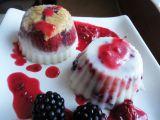 Ostružinovo-kefírové muffiny s ostružinovou redukcí recept ...