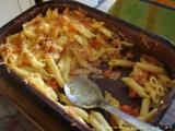 Těstoviny se smetanou ala Itálie recept
