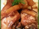 Medové paličky s vůní perníku a glazovanou mrkví recept ...