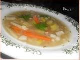 Fazolová polévka se zelím pro Michalku recept
