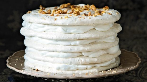 Bezé dort s ořechy