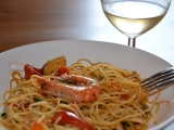 Špagety po rybářsku recept