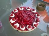 Letní ovocný dort recept