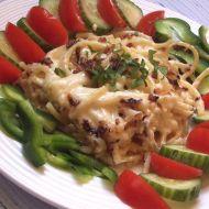 Alpské makarony recept