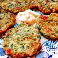 Kabak mücver  turecké křupavé cuketovo-sýrové placky recept ...