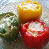 Paprikové potěšení recept