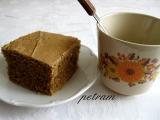 Koláč Nescafé bez lepku, mléka a vajec recept