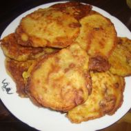 Placičky s cuketou a kuřecími játry recept