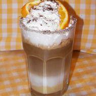 Káva s chutí pomeranče recept