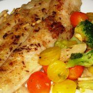 Pangasius na zelenině recept