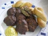 Placičky z mletého masa recept