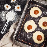 Velikonoční kynutý koláč ala volské oko recept