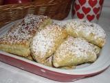 Jablečné taštičky od Žanety recept