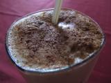 Krušnohorská ledová káva recept