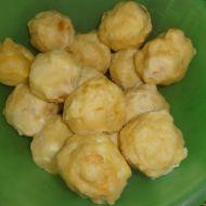 Tvarohové meruňkové knedlíky recept