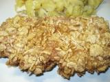 Medailonky s cornflaky recept