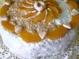 Broskvový dort recept