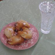 Kynuté ořechové rohlíčky recept