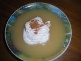 Studená polévka z jablek recept