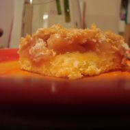 Zasněžený piškot s jablečným pyré recept
