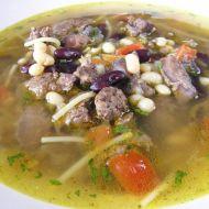 Pikantní játrová polévka recept