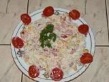 Salát z čínské polévky recept