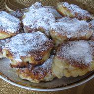 Lívanečky se skořicí a jablky recept