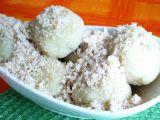 Bramborové knedlíky se švestkami recept