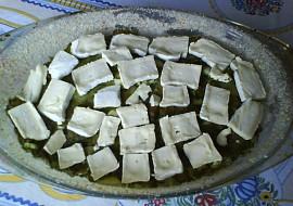 Zapečené brambory se špenátem a Hermelínem recept ...