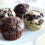 Výborné muffiny s kousky čokolády recept