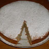 Jablečný ořechový koláč recept