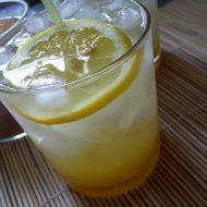 Pomerančový drink recept