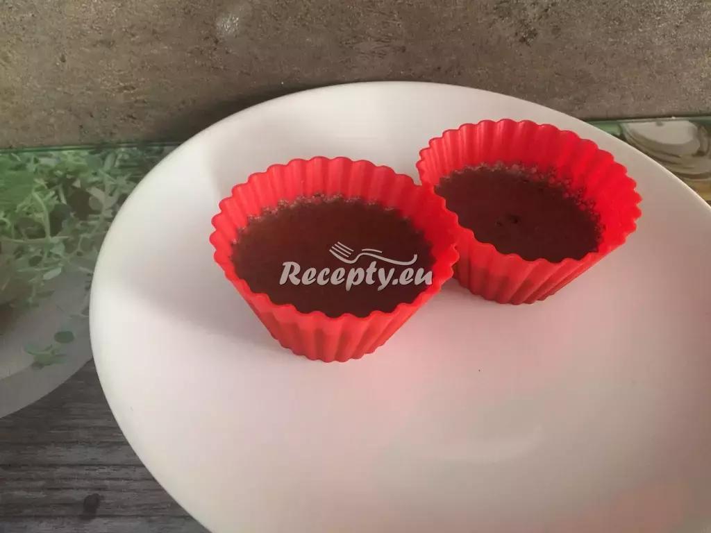 Čokoládové suflé recept  dezerty