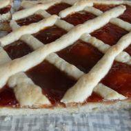 Šťavnatý linecký mřížkový koláč recept