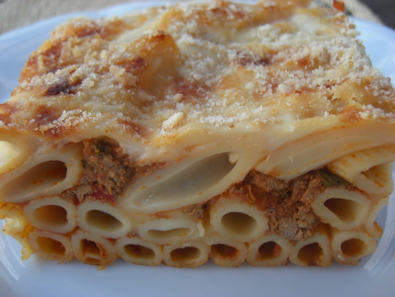 Pasticcio recept