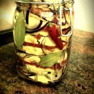 Výborný nakládaný hermelín recept