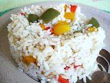 Pestrá rýže recept