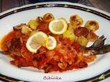 Mořský pstruh-Salmo Trutta s rajčaty recept