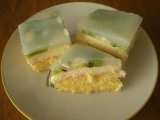 Řezy kiwi II. recept