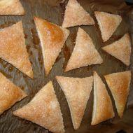 Sladká rychlovka z listového těsta recept
